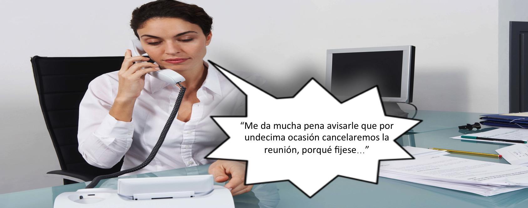 Tapadera, filtro, asistente o secretaria – Dr. santiago Beorlegui C.
